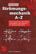 Cover-Bild zu Strömungsmechanik A-Z (eBook) von Herwig, Heinz