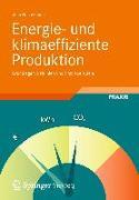 Cover-Bild zu Energie- und klimaeffiziente Produktionsprozesse von Hesselbach, Jens