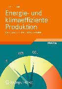 Cover-Bild zu Energie- und klimaeffiziente Produktion (eBook) von Hesselbach, Jens