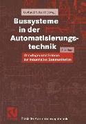 Cover-Bild zu Bussysteme in der Automatisierungstechnik (eBook) von Schnell, Gerhard (Hrsg.)