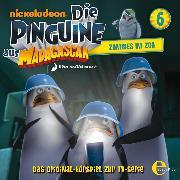 Cover-Bild zu Folge 6: Zombies im Zoo (Audio Download) von Karallus, Thomas