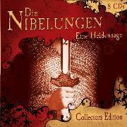 Cover-Bild zu Die Nibelungen - Eine Heldensage - Nibelungen Collectors Edition (Audio Download) von Knop, Jürgen