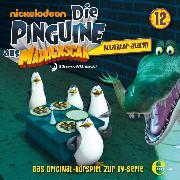 Cover-Bild zu Folge 12: Der Alligator-Alarm (Audio Download) von Karallus, Thomas