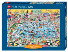Cover-Bild zu Blachon, Roger: Cool Down! Puzzle