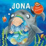 Cover-Bild zu Kleine Bibelhelden - Jona von Groenewald, Catherine (Illustr.)