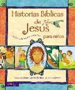 Cover-Bild zu Lloyd-Jones, Sally: Historias Bíblicas de Jesús para niños