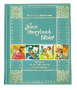 Cover-Bild zu Lloyd-Jones, Sally: The Jesus Storybook Bible Gift Edition: Every Story Whispers His Name