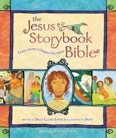 Cover-Bild zu Lloyd-Jones, Sally: Jesus Storybook Bible