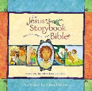 Cover-Bild zu Lloyd-Jones, Sally: CU Jesus Storybook Bible Audio, UK Accounts