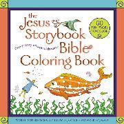 Cover-Bild zu Lloyd-Jones, Sally: The Jesus Storybook Bible Coloring Book for Kids
