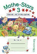 Cover-Bild zu Mathe-Stars, Knobel- und Sachaufgaben, 3. Schuljahr, Übungsheft, Mit Lösungen von Hatt, Werner
