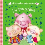 Cover-Bild zu Los tres cerditos
