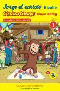 Cover-Bild zu Jorge el curioso El baile/Curious George Dance Party (CGTV Reader)