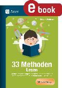 Cover-Bild zu 33 Methoden Lesen (eBook) von Pohlmann, Stefanie