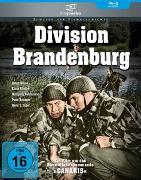 Cover-Bild zu Wolfgang Reichmann (Schausp.): Division Brandenburg