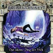Cover-Bild zu Seidel, Willy: Gruselkabinett - Folge 134