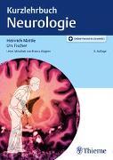 Cover-Bild zu Kurzlehrbuch Neurologie von Mattle, Heinrich