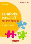 Cover-Bild zu Lerntheke Deutsch 7./8. Schuljahr. Rechtschreibung. Kopiervorlagen von Lascho, Birgit