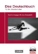 Cover-Bild zu Das Deutschbuch für Berufsfachschulen. Handreichungen für den Unterricht von Harff-König, Gabriele