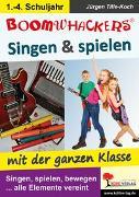 Cover-Bild zu Boomwhackers - Singen & spielen mit der ganzen Klasse (eBook) von Tille-Koch, Jürgen