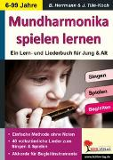 Cover-Bild zu Mundharmonika spielen lernen (eBook) von Herrmann, Bärbel