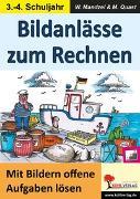 Cover-Bild zu Bildanlässe zum Rechnen (eBook) von Mandzel, Waldemar