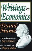 Cover-Bild zu Hume, David (Hrsg.): Writings on Economics
