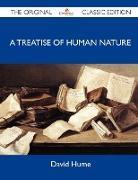 Cover-Bild zu David Hume: A Treatise of Human Nature - The Original Classic Edition