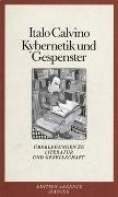 Cover-Bild zu Calvino, Italo: Kybernetik und Gespenster