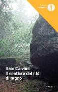Cover-Bild zu Calvino, Italo: Il sentiero dei nidi di ragno