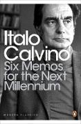 Cover-Bild zu Calvino, Italo: Six Memos for the Next Millennium