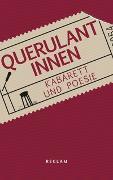 Cover-Bild zu Mayer, Daniela (Hrsg.): Querulantinnen