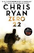 Cover-Bild zu Ryan, Chris: Zero 22: Danny Black Thriller 8