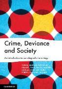 Cover-Bild zu Rodas, Ana (Western Sydney University): Crime, Deviance and Society