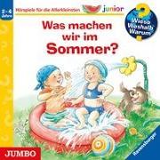 Cover-Bild zu Mennen, Patricia: Wieso? Weshalb? Warum? junior. Was machen wir im Sommer?