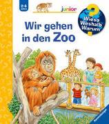 Cover-Bild zu Mennen, Patricia: Wieso? Weshalb? Warum? junior: Wir gehen in den Zoo (Band 30)