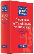 Cover-Bild zu Münchener Anwaltshandbuch Verteidigung in Wirtschafts- und Steuerstrafsachen von Volk, Klaus (Hrsg.)