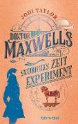 Cover-Bild zu eBook Doktor Maxwells skurriles Zeitexperiment