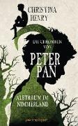 Cover-Bild zu eBook Die Chroniken von Peter Pan - Albtraum im Nimmerland