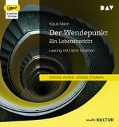Cover-Bild zu Mann, Klaus: Der Wendepunkt. Ein Lebensbericht
