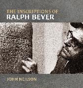 Cover-Bild zu Neilson, John: The Inscriptions of Ralph Beyer