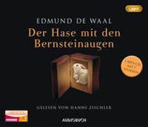 Cover-Bild zu Waal, Edmund de: Der Hase mit den Bernsteinaugen