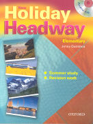 Cover-Bild zu New Holiday Headway Elementary. Student's Book von Quintana, Jenny