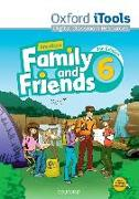 Cover-Bild zu American Family and Friends: Level Six: iTools von Simmons, Naomi