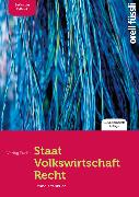 Cover-Bild zu Fuchs, Jakob: Staat / Volkswirtschaft / Recht - ink. E-Book
