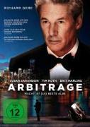 Cover-Bild zu Jarecki, Nicholas: Arbitrage