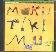 Cover-Bild zu Muku-Tiki-Mu 02. CD