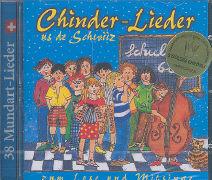 Cover-Bild zu Chinder-Lieder us de Schwiiz
