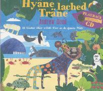 Cover-Bild zu Hyäne lached Träne. Playback CD
