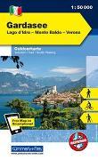 Cover-Bild zu Gardasee Outdoorkarte Italien Nr. 07. 1:50'000